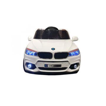 Электромобиль ToyLand BMW X5 (белый)