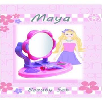 Подставка с зеркалом Ucar Oyuncak Maya Desktop Beauty Set