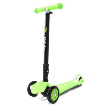 Самокат Hubster Maxi Plus (зеленый)