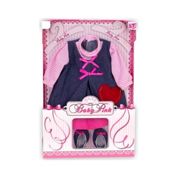 Одежда Loko My Dolly Sucette для куклы-девочки (синяя)