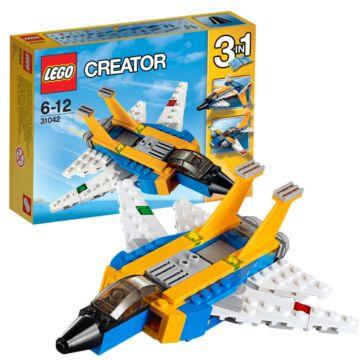 Конструктор Lego Creator 31042 Реактивный самолет