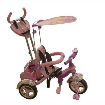 Трехколесный велосипед Mars Trike (фиолетово-розовый)