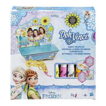"""Игровой набор Play-Doh DOHVINCI """"Стильный туалетный столик Холодное Сердце"""""""