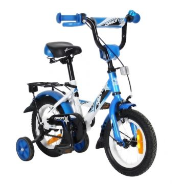 "Детский велосипед Velolider Orion 12"" Белый/Синий"