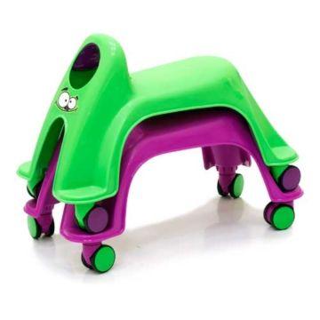 Каталка Toy Monster Smiley Neon Whirlee (Purple)