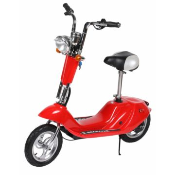 Электросамокат Tanko F8 с сиденьем (красный)