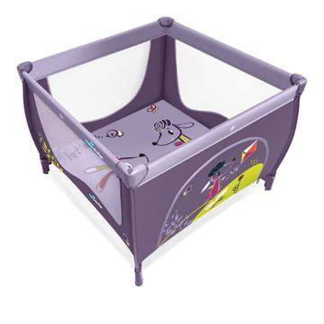 Манеж Baby Design Play (фиолетовый)