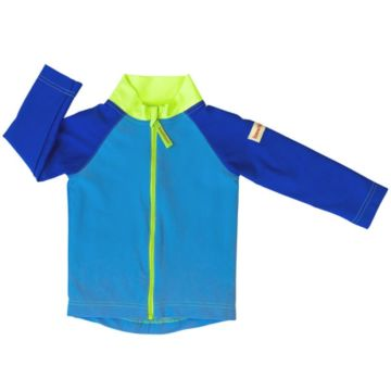 Куртка для купания ImseVimse Plain (blue/green) 74-80