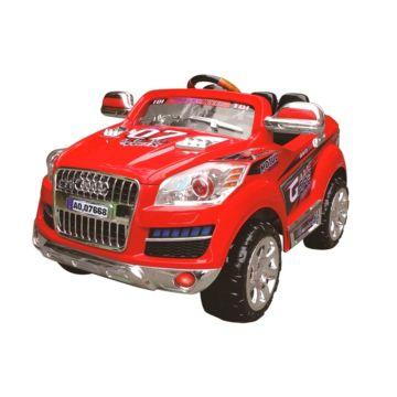 Электромобиль Joy Avtomatic HL-128 Audi Q7 с пультом управления (красный)