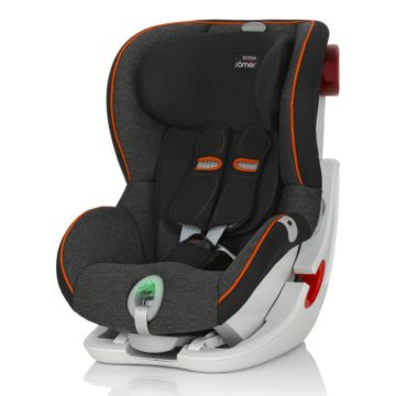Автокресло Britax Romer King II ATS 2017 Black Marble Highline