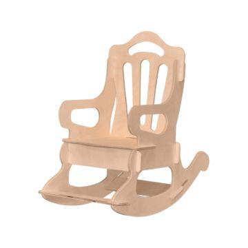 Кресло-качалка WoodLines