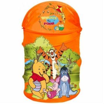 Корзина для хранения игрушек Играем Вместе Disney Винни