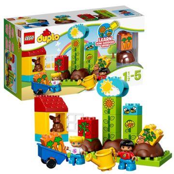 Конструктор Lego Duplo 10819 Мой первый сад