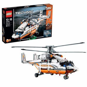 Конструктор Lego Technic 42052 Грузовой вертолет