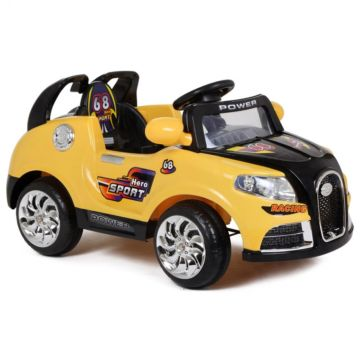 Электромобиль Weikesi ZP5068 (Жёлтый)