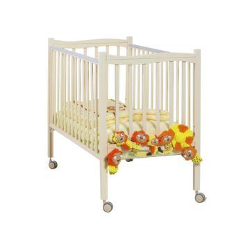 Кроватка детская Papaloni Fiore (Слоновая кость)