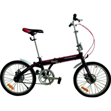 """Велосипед Nameless F020D 20"""" складной (черный)"""