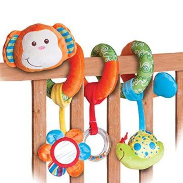 Подвесная игрушка S+S Toys Мягкая пружинка