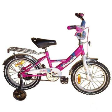 "Детский велосипед Mars Girl 16"" (pink purple)"
