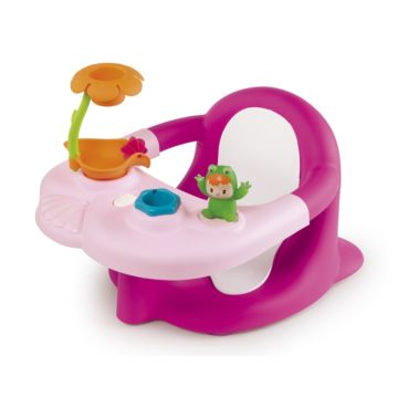 Стульчик для ванной Smoby 110605 (Розовый)