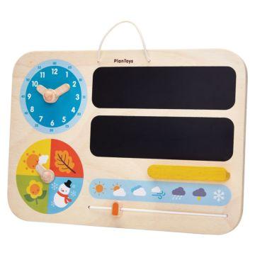 Развивающая игрушка PlanToys Мой первый календарь