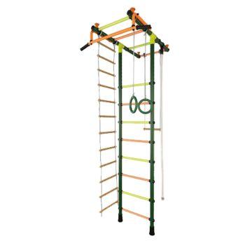 Детский спортивный комплекс Маугли 02 (зеленый)