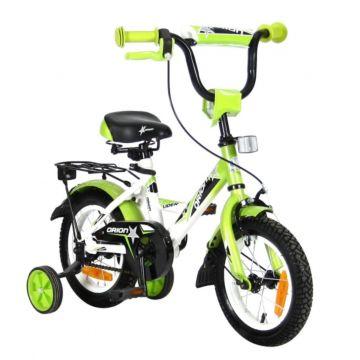 "Детский велосипед Velolider Orion 12"" Белый/Зеленый"