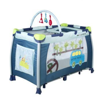 Манеж-кровать Babies P-1B с пеленальной доской