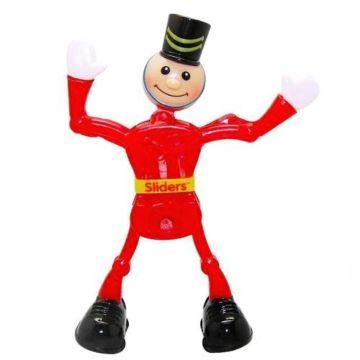 Заводная игрушка Z WindUps Танцующий солдат Тревор