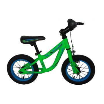 Беговел Slider IT101774 с ручным тормозом (зеленый)