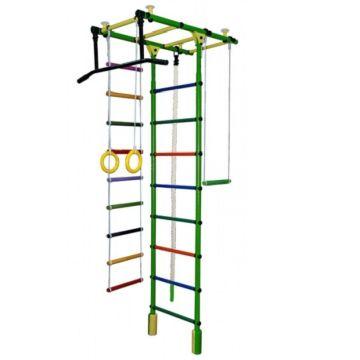 Детский спортивный комплекс Формула Здоровья Атлант-1С Плюс (зеленый)