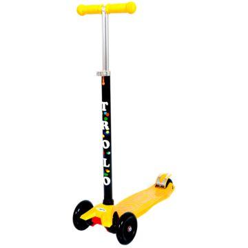 Самокат Trolo Maxi (желтый)