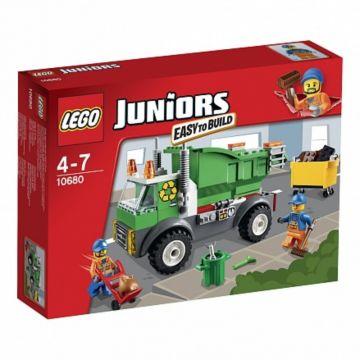 Конструктор Lego Juniors 10680 Мусоровоз