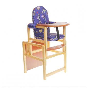 Стул-стол для кормления Вилт Ксения (синий)