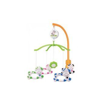 Музыкальный мобиль Canpol Babies Маленькая корова