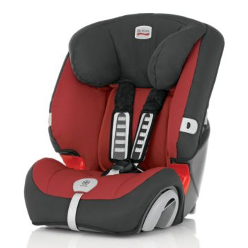 Автокресло Britax Evolva 1-2-3 plus (chilli pepper)