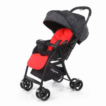 Коляска прогулочная Baby Care Sky (red)