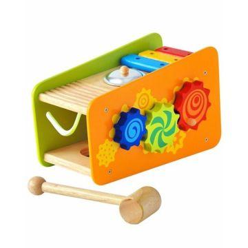 Развивающая игрушка-стучалка I`m toy