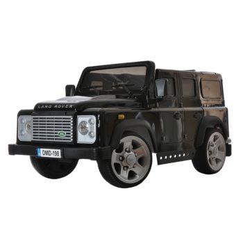 Электромобиль Dongma Land Rover Defender 35W (черный)