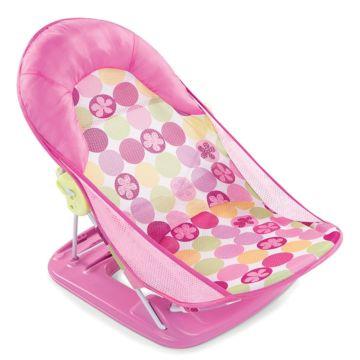 Горка для купания Summer Infant Deluxe Baby Bather (розовый)
