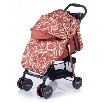Коляска прогулочная Babyhit Simpy (коричневая)