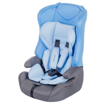 Автокресло Babyhit Log's Seat (Blue-grey)