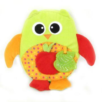 Развивающая игрушка I-Baby Сова с яблоком