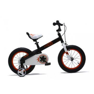 """Детский велосипед Royal Baby Honey Steel 16"""" (черный)"""