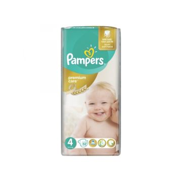Подгузники Pampers Premium Care Maxi (8-14 кг) 52 шт