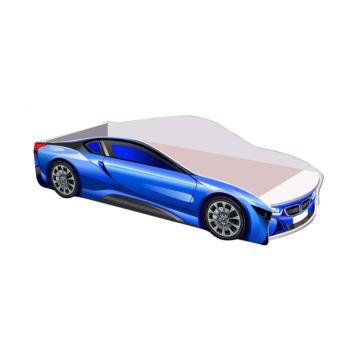 Кровать-машина Кроватка5 БМВ (синяя)