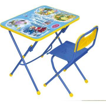 Комплект детской мебели Ника Детям Волшебный мир принцесс КПУ1