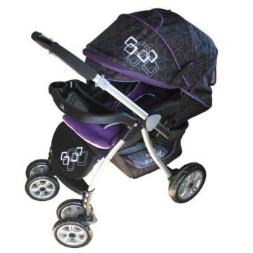 Коляска прогулочная ForKiddy Primera (violet)