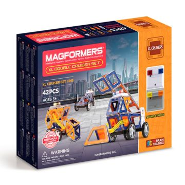 Конструктор Magformers XL Double Cruiser Set