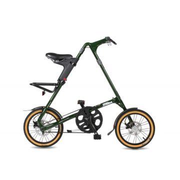 Велосипед складной Strida 5.2 (2017) темно-зеленый
